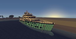 ANTRIS - Explorer Yacht Minecraft Map & Project