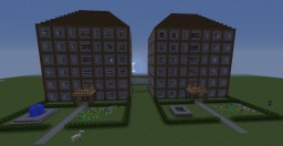 Double Big Hotel Minecraft Project