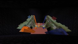 Combat towers pvp arena project (bows), Fun and easy! ft. Rom201 Minecraft Map & Project