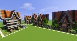 Medieval Pack / Schematics Minecraft Project