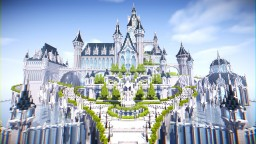 Efelheim -Castle of the Holy Spirit- Minecraft Project