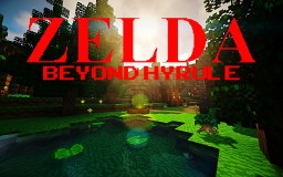 Legend of Zelda Beyond Hyrule 0.2 (1.10.2) Minecraft Project
