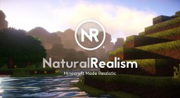 NaturalRealism  |  Minecraft Made Realistic [1.11+] [16x] [+FPS]