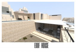 Edof House Minecraft Map & Project