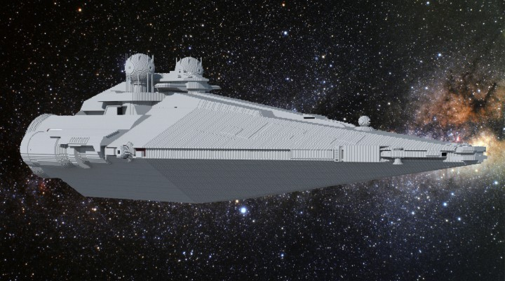 The Fulgor-class Pursuit Frigate, patrolling Imperial Space.
