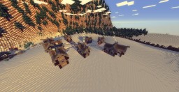 Nordic Miner Town Minecraft Map & Project