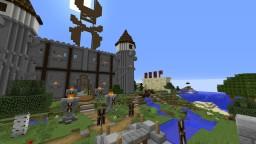 survival + Minecraft Server