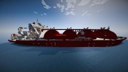 MV Arctic Princess Minecraft Project