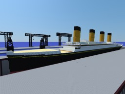 RMS Olympic 30's (on progress) Minecraft Map & Project