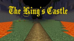The King's Castle Minecraft Map & Project