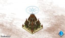 Castle Garent Minecraft Map & Project