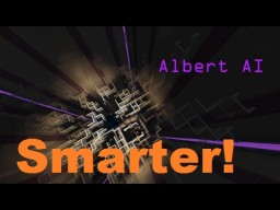 Albert AI (Re-created) [More smart] Minecraft Project