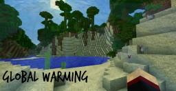 Global Warming survival challenge Minecraft