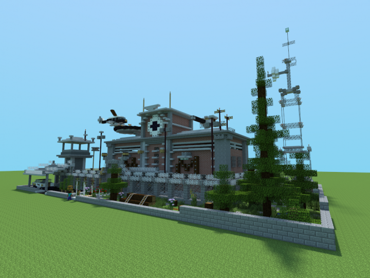 Depot Minecraft Project