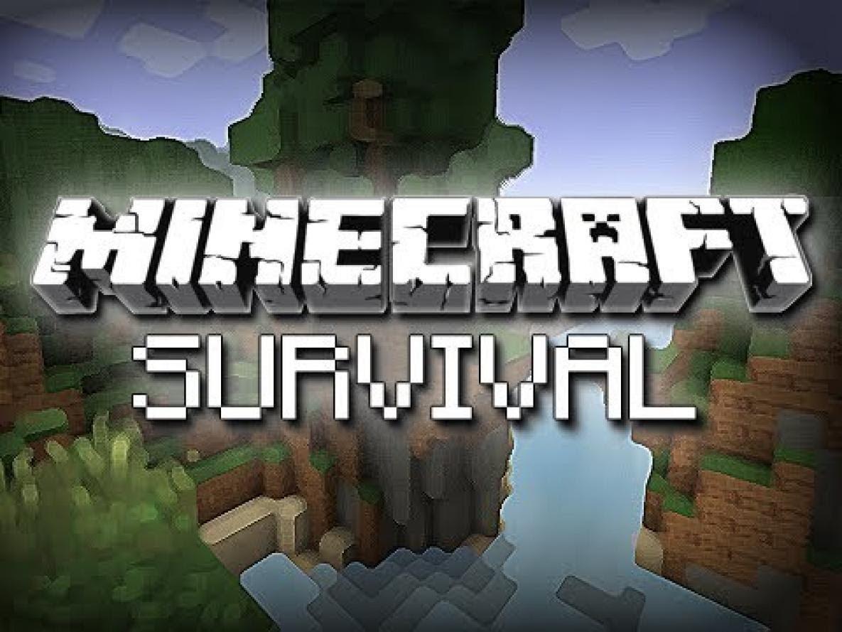Just Survive Survival JOIN NOW (VANILLA) (Need Staff