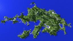 Island of Koby - Rocky coasts Minecraft Map & Project