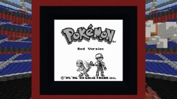 Pokemon Red - Full Recreation [1.11] Minecraft Project