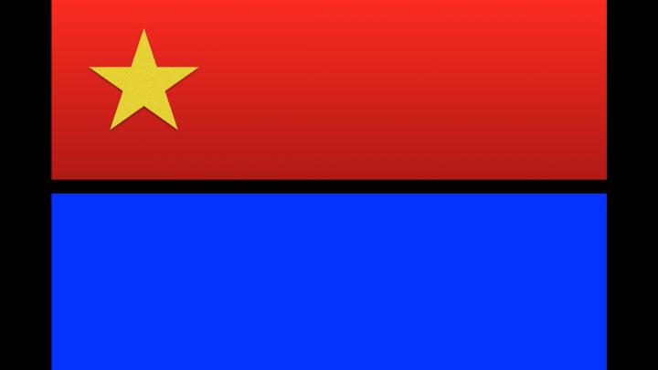 National flag of the NSR.
