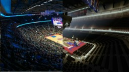 The Palace of Auburn Hills(Detroit Pistons Arena) Minecraft Map & Project
