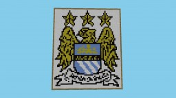 Manchester City Logo(Football) Minecraft Map & Project