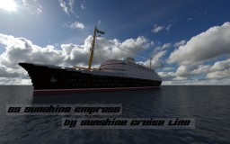 SS Sunshine Empress Minecraft Map & Project
