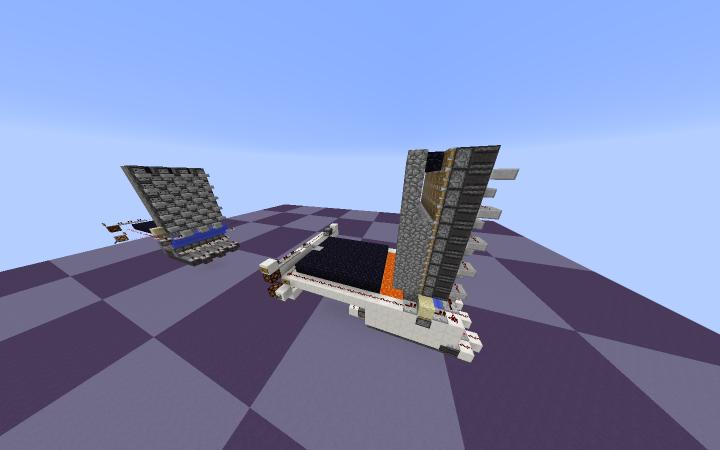 how to make cobblestone generator skyblock