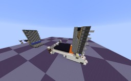 Super Fast Auto Cobblestone Generator Minecraft Map & Project