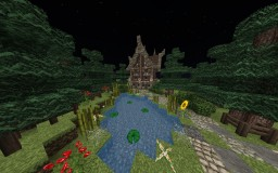 Minecraft: Rustic Medieval House Minecraft