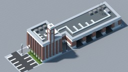 City Pack - Fire Station Minecraft Project