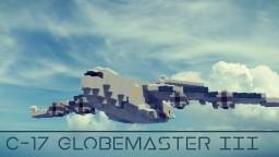Boeing C-17 Globemaster III Minecraft