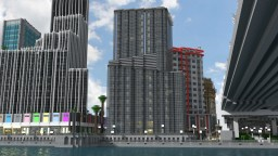 Modern Skyscraper - ASDI Headquarters Minecraft Project