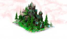 Hayton Castle Minecraft
