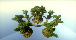 Skywars Map - Jungle Temple Minecraft