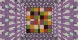 ColorRun Mini-Game Map Minecraft Project