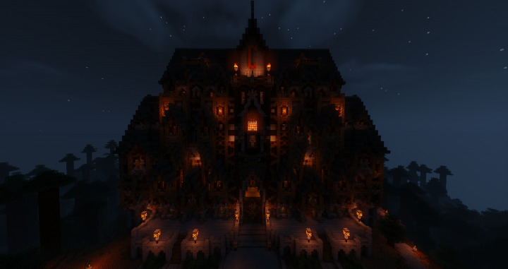 Overview - Night