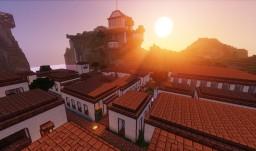 Alpa, the Roman fort Minecraft Project
