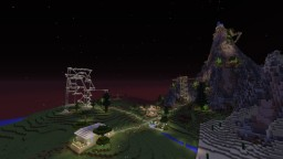 Serenity Valley Fun Zone Minecraft Map & Project