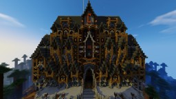 Mansion of Misery Minecraft Map & Project