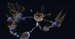 Snow Arena Quake Minecraft Map & Project