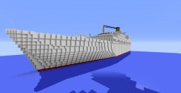 S.S. Oriana Minecraft Map & Project
