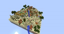 The Arena PvP,Quake, Mobs itd. Minecraft Map & Project