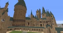 Hogwarts Castle Minecraft Project