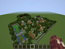 Renovated Village Minecraft Project