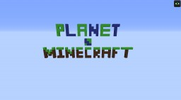 Pegases Minecraft Map & Project