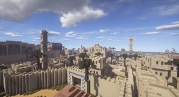 Ancient city of Lakandahar - AD 293 [Roman Lakandahar Kingdom] Minecraft Map & Project