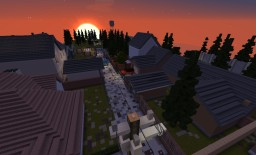 Bowindale - Old Neighborhood Project Minecraft Project