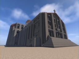 Church of St. Catherine Minecraft Project