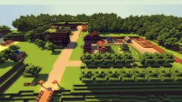 Harvest Moon: A Wonderful Life/Friends of Mineral Town Minecraft Map & Project
