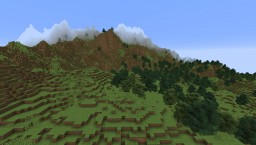 [3028-3028]Custom Realistic Terrain Minecraft Map & Project