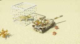 RC Tank Minecraft Project